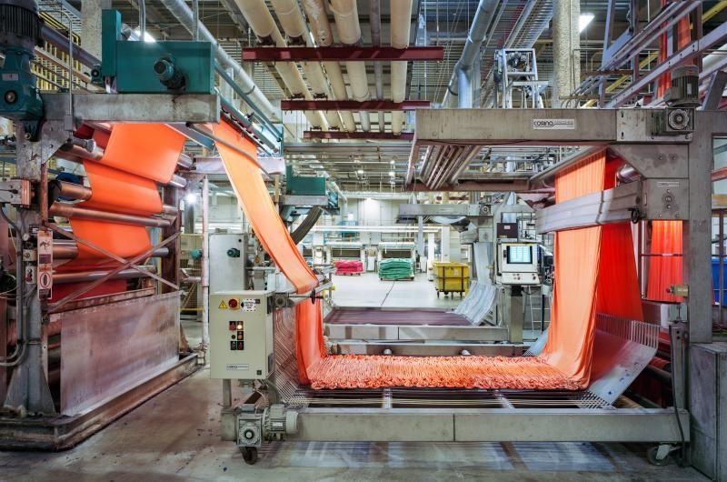 Производители ткани